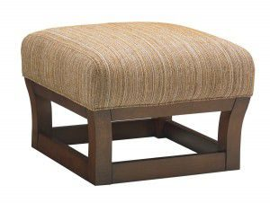 Hilton Head Furniture - From John Kilmer Fine Interiors - Fusion Ottoman 1