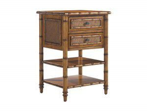 Hilton Head Furniture - John Kilmer Fine Interiors   Ginger Island Bedside Chest