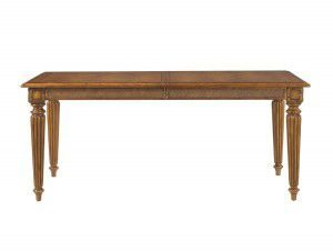 Hilton Head Furniture - John Kilmer Fine Interiors   Grenadine Rectangular Dining Table