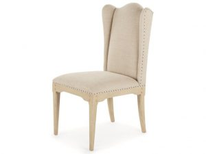 Hilton Head Furniture - John Kilmer Fine Interiors   Hannah Upholstered Side Chair 1