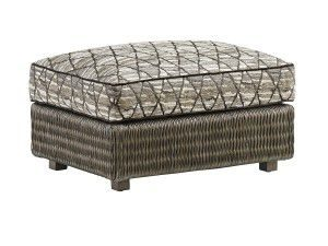 Hilton Head Furniture - John Kilmer Fine Interiors   Hayes Ottoman