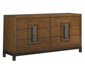 Hilton Head Furniture - John Kilmer Fine Interiors   Heron Island Double Dresser 1