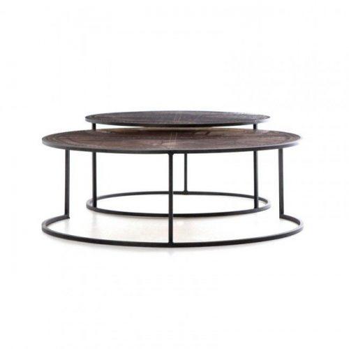Hilton Head Furniture Store -  Hughes Catalina Nesting Coffee Table 1