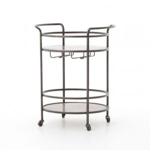 Hilton Head Furniture - From John Kilmer Fine Interiors - Hughes Eva Bar Cart 1