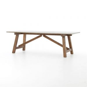 Hilton Head Furniture - John Kilmer Fine Interiors   Hughes Kirk Dining Table 1