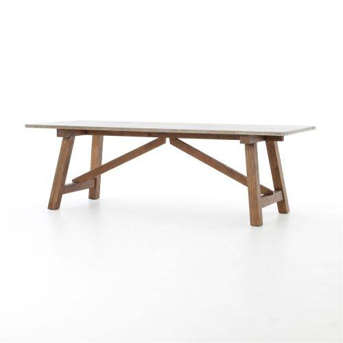 Hilton Head Furniture - John Kilmer Fine Interiors   Hughes Kirk Dining Table 1 Hughes Kirk Dining Table 1