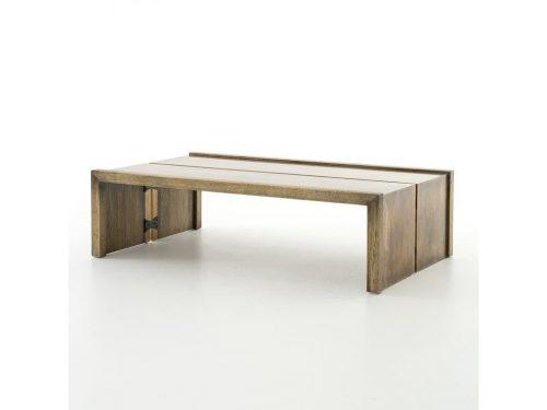 Hilton Head Furniture - John Kilmer Fine Interiors   Hughes Weaver Coffee Table 1 Hughes Weaver Coffee Table 1