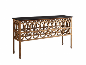 Hilton Head Furniture Store - Fine Furniture Design Cachet Iron Console