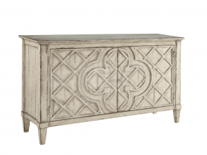 Hilton Head Furniture - John Kilmer Fine Interiors   Jardin Lattice Console