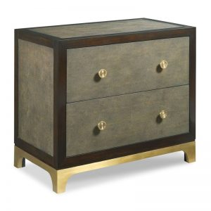 Hilton Head Furniture - From John Kilmer Fine Interiors - Jaxon Bedside Chest 1