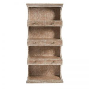 Hilton Head Furniture - John Kilmer Fine Interiors   Juniper Dell Bookcase 1