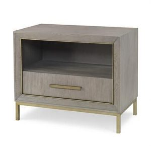 Hilton Head Furniture - John Kilmer Fine Interiors   Kendall Nighstand 1
