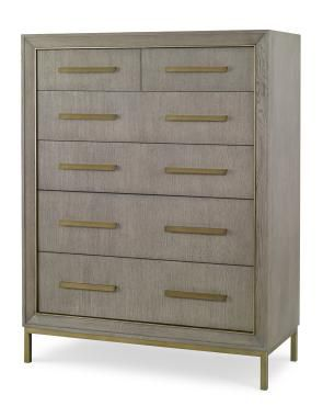 Hilton Head Furniture Store -  Kendall Tall Chest 1