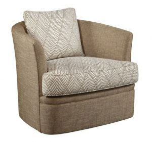 Hilton Head Furniture - John Kilmer Fine Interiors   Kendra Swivel Chair 1
