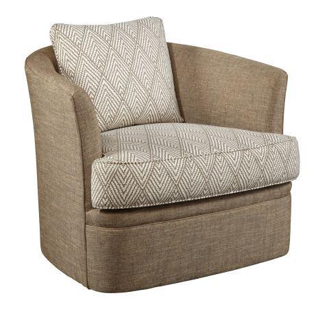 Hilton Head Furniture Store -  Kendra Swivel Chair 1