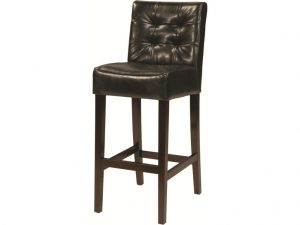 Hilton Head Furniture - From John Kilmer Fine Interiors - Kensington Charles Leather Bar Stool 1