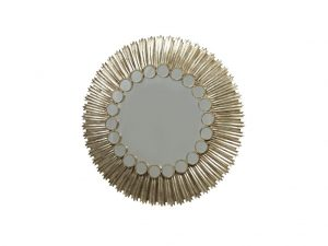 Hilton Head Furniture - John Kilmer Fine Interiors   Key Largo Round Mirror 1