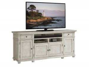 Hilton Head Furniture - John Kilmer Fine Interiors   Kings Point Large Media Console Kings Point Large Media Console
