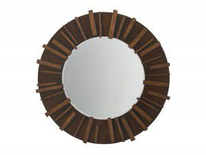 Hilton Head Furniture - John Kilmer Fine Interiors   Kobe Round Mirror 1