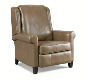 Hilton Head Furniture - John Kilmer Fine Interiors   L1005 Gregory Hi Leg Recliner 1