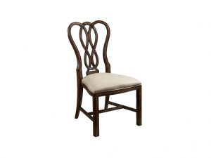 Hilton Head Furniture - John Kilmer Fine Interiors   Lady's Writing Desk Chair 1