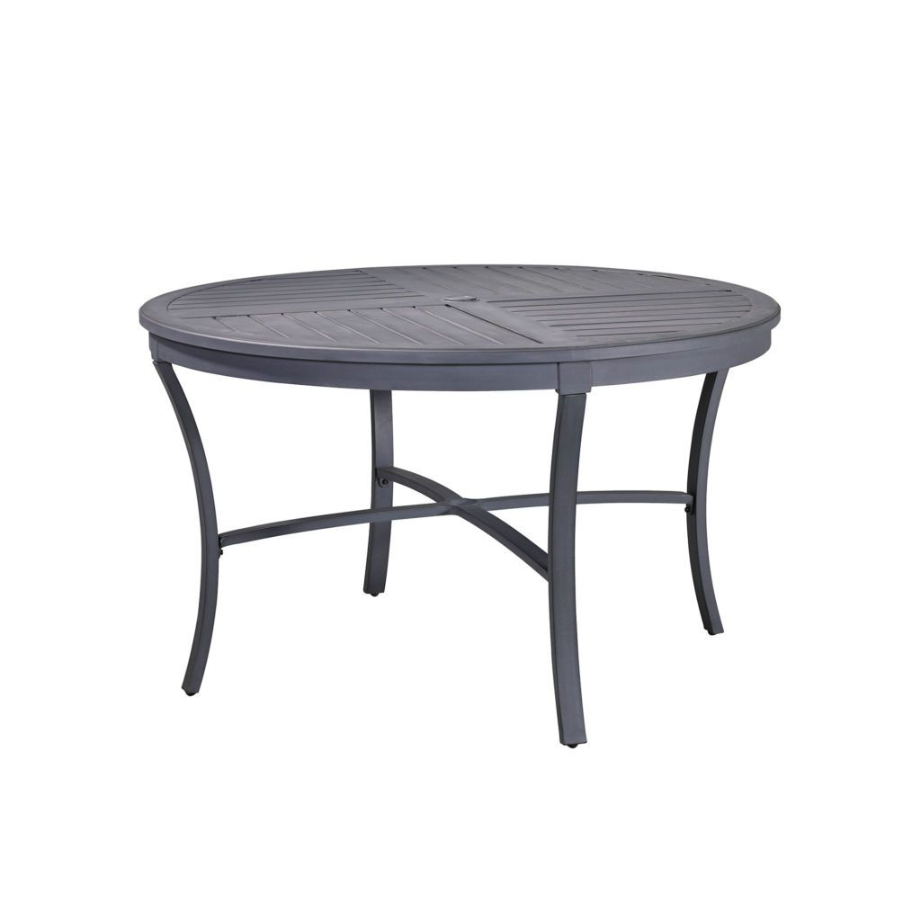 Lane Venture Raleigh 50 Round Dining Table John Kilmer