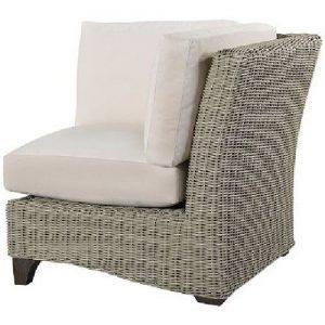 Hilton Head Furniture - John Kilmer Fine Interiors   Lane Venture Requisite Corner Chair (1) Seat & (2) Back Cushions 1