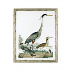 Hilton Head Furniture - John Kilmer Fine Interiors   Large Heron Family I 1