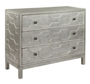 Hilton Head Furniture - John Kilmer Fine Interiors   Lattice Face Chest 1