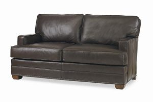 Hilton Head Furniture - John Kilmer Fine Interiors   Leatherstone Love Seat 1