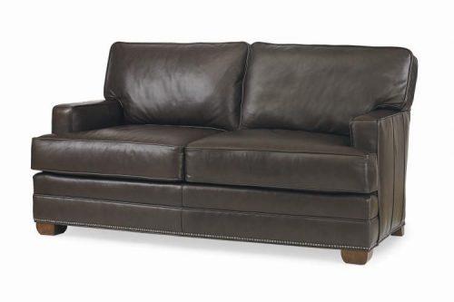 Hilton Head Furniture - John Kilmer Fine Interiors   Leatherstone Love Seat 1 Leatherstone Love Seat 1