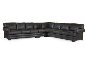 Hilton Head Furniture - John Kilmer Fine Interiors   Leatherstone Raf Love Seat 1