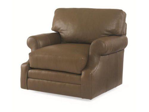 Hilton Head Furniture Store -  Leatherstone Swivel Chair 1