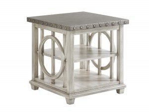 Hilton Head Furniture - John Kilmer Fine Interiors   Lewiston Square Lamp Table