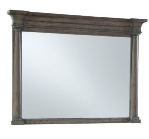 Hilton Head Furniture Store - Hekman Furniture Lincoln Park Post Mirror