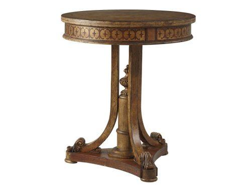 Hilton Head Furniture Store -  Linguist Lamp Table 1