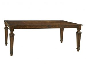 Hilton Head Furniture - John Kilmer Fine Interiors   Louis Dining Table 1