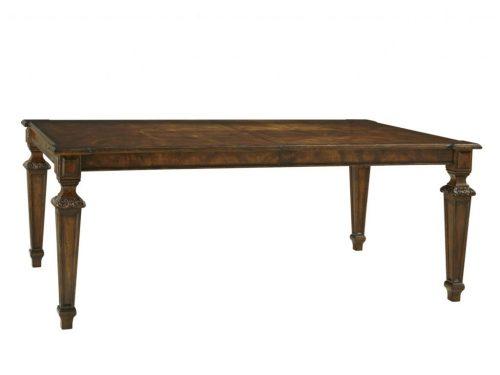 Hilton Head Furniture - John Kilmer Fine Interiors   Louis Dining Table 1 Louis Dining Table 1