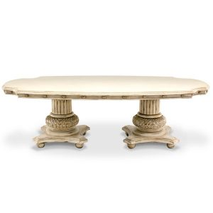 Hilton Head Furniture - John Kilmer Fine Interiors   Lydia Dining Table 1