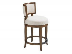 Hilton Head Furniture Store - Macau Swivel Counter Stool