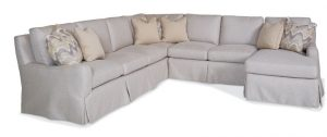 Hilton Head Furniture - John Kilmer Fine Interiors   Madison Sectional 1
