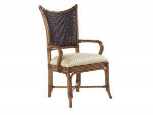 Hilton Head Furniture - John Kilmer Fine Interiors   Mangrove Arm Chair Customizable