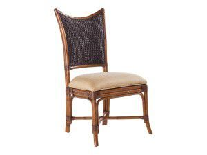 Hilton Head Furniture - John Kilmer Fine Interiors   Mangrove Side Chair