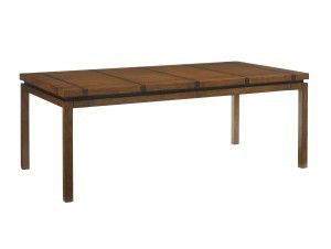Hilton Head Furniture - John Kilmer Fine Interiors   Marquesa Rectangular Dining Table 1