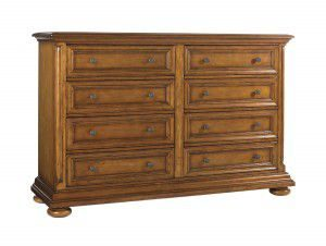 Hilton Head Furniture - John Kilmer Fine Interiors   Martinique Double Dresser