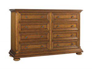 Hilton Head Furniture Store -  Martinique Double Dresser