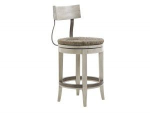 Hilton Head Furniture Store - Merrick Swivel Counter Stool