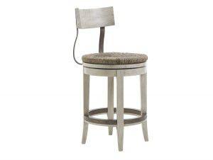 Hilton Head Furniture - John Kilmer Fine Interiors   Merrick Swivel Counter Stool Merrick Swivel Counter Stool