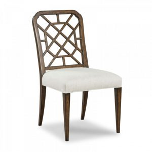Hilton Head Furniture - From John Kilmer Fine Interiors - Merrion Side Chair 1