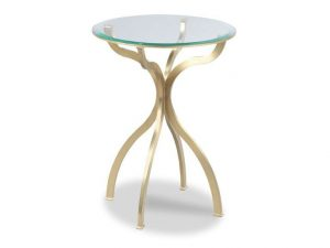Hilton Head Furniture - From John Kilmer Fine Interiors - Milano Drink Table 1